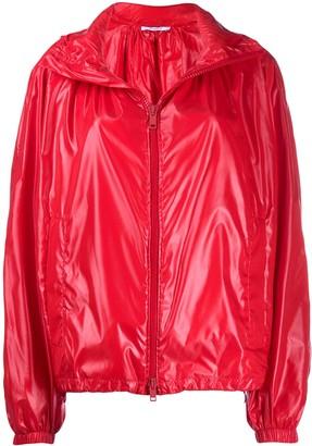 Givenchy padded rain jacket