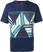 Missoni zigzag print T-shirt - men - Cotton - XL