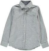 Hartford Checked Flannel Paul Shirt