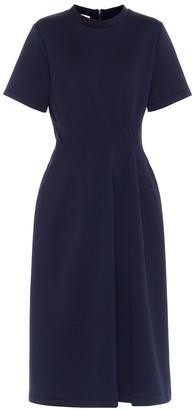 Marni Cotton-blend midi dress
