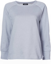 A.P.C. longsleeved T-shirt - women - Cotton - XS