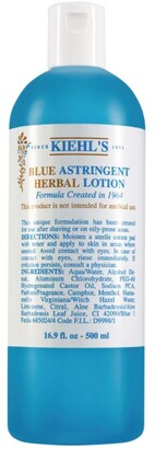 Kiehl's Blue Astringent Herbal Lotion (500ml)