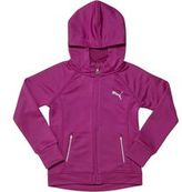 Puma Fleece Zip-Up Hoodie (4-6X)