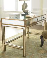 John-Richard Collection Mirrored Writing Desk