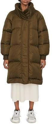 Maje Gombdun Puffer Coat