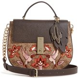 GUESS Mckenna Embroidered Crossbody