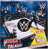 WWE 6-Inch Tough Talkers Ring Playset