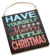 Holiday Lane Have Yourself A Merry Little Christmas Ornament, Created for Macy's
