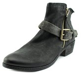 Dolce Vita Nevada Round Toe Leather Ankle Boot.
