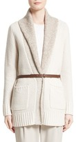 Fabiana Filippi Women's Wool, Silk & Cashmere Knit Cardigan