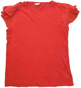 Gerard Darel \N Orange Linen Top for Women