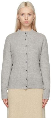 Extreme Cashmere Grey N99 Little Cardigan