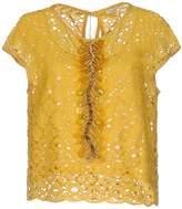 Gold Case Blouses - Item 38616532