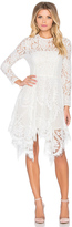 Lover Halo Hankey Mini Dress