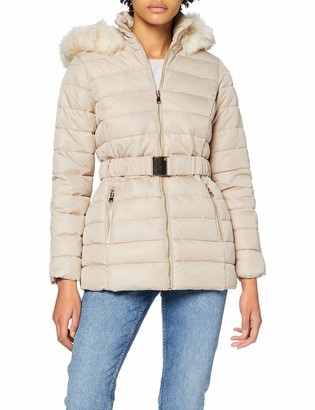 Dorothy Perkins Women's Short Luxe Padded Jacket Quilted