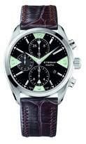 Eterna Men's 1240.41.43.1183 Kontiki Stainless steel Chronograph Watch