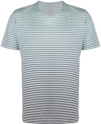 Majestic Filatures striped gradient effect T-shirt