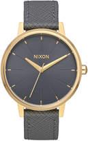 Nixon Women's Kensington Leather Strap Watch 37mm A108