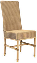 Janus et Cie Mayfair Side Chair, Natural
