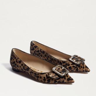 Sonja Pointed Toe Flat