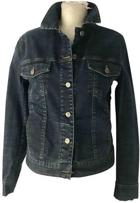 Henry Cotton Blue Denim - Jeans Jacket for Women