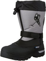 Baffin Kids Hockey -40 Degreec Boot with Removable Liner, Black