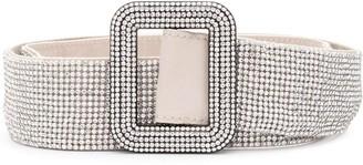 Benedetta Bruzziches Crystal Embellished Belt