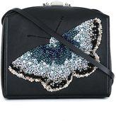 Alexander McQueen 'The Box' butterfly shoulder bag