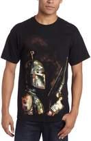 Star Wars Men's Boba Fett Bounty Hunter T-Shirt