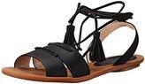 French Connection Women's Bobbie Flat Sandal