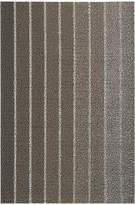 Chilewich Block Stripe Shag Rug - Taupe - 61x91cm