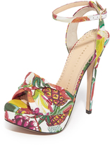 Charlotte Olympia Show Shoes Platform Sandals