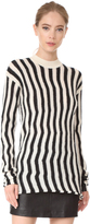 Helmut Lang Technical Stripe Sweater