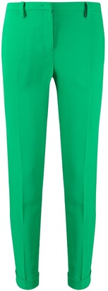 No.21 High-Rise Cropped Skinny Trousers