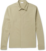 Jil Sander - Stretch-cotton Canvas Shirt