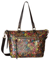 Sakroots Artist Circle City Satchel Satchel Handbags