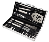 Cuisinart Deluxe Stainless Steel Grill Set (20 PC)
