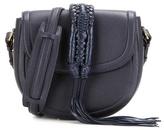 Altuzarra Ghianda Saddle Knot Leather Shoulder Bag