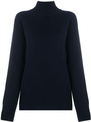 Allude Turtleneck Jumper