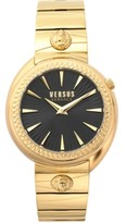 Thumbnail for your product : Versus By Versace Women's Tortona Gold-Tone Stainless Steel Bracelet Watch 38mm