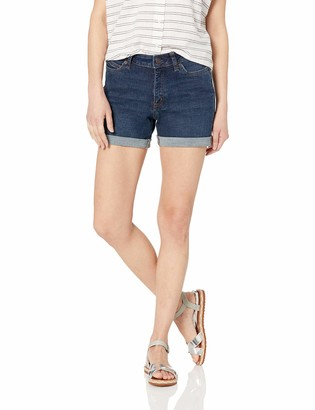 "Amazon Essentials womens 5"" Denim Shorts"