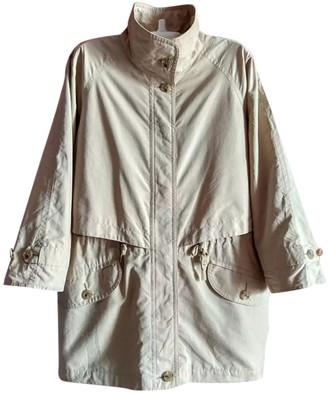 Aquascutum London Brown Cotton Jackets