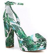 Aldo Olivarra Platform Dress Sandals