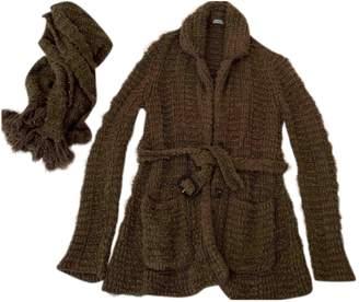Malo Brown Cashmere Knitwear for Women