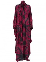 Stella Jean long kaftan dress