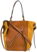 Chloé Myer tote bag - women - Calf Leather/Suede - One Size