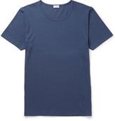 Zimmerli - Stretch Cotton-blend T-shirt