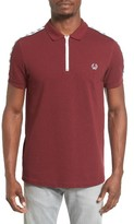 Fred Perry Men's Taped Zip Polo