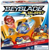Hasbro Beyblade Burst Epic Rivals Battle Set by
