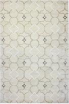Bashian Brothers Bashian Gramercy Tile Ivory 8'6'' x 11'6'' Area Rug